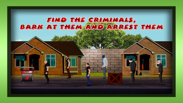Rescue Dogs K9 II : The recruit police canine unit run to catch dangerous criminals - Free Edition screenshot-3