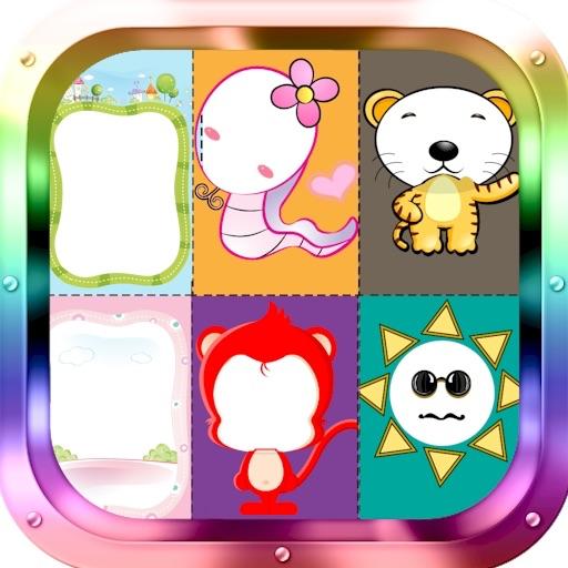 Kid's Fun Camera Lite icon