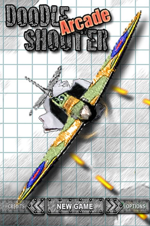 Doodle Arcade Shooter