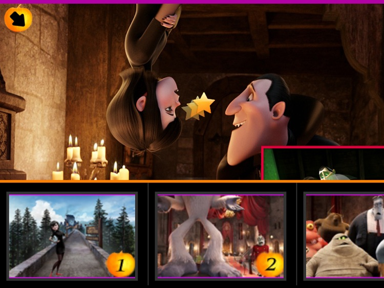 Hotel Transylvania Movie BooClips HD screenshot-3