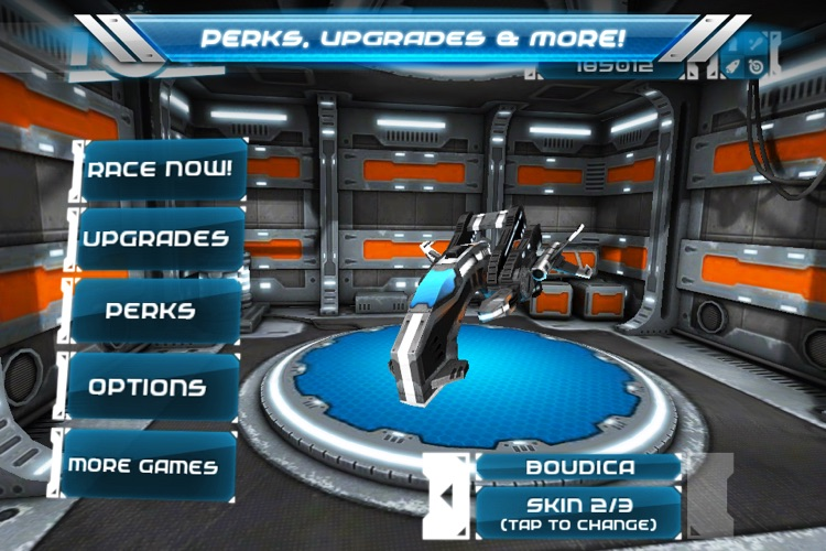 Ion Racer screenshot-4