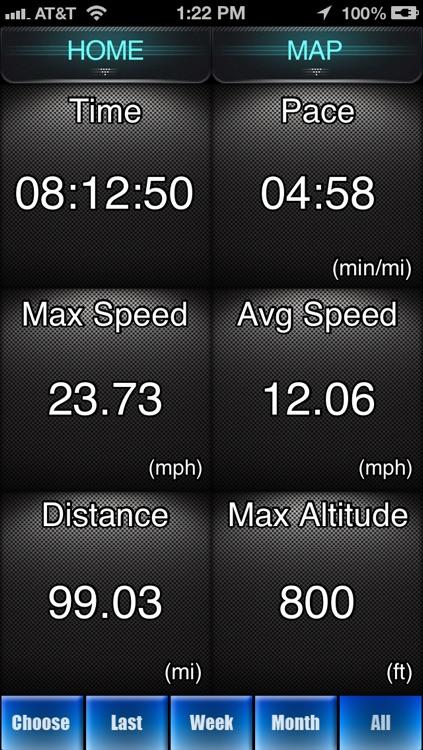 Ski Tracker by 30 South