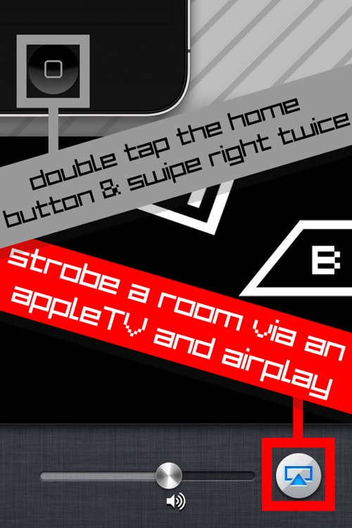 Whole Room Strobe - Your TV Strobe Light