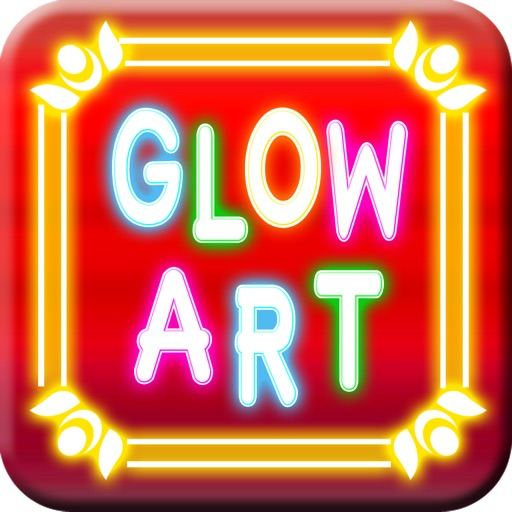 Glow Art for Icons