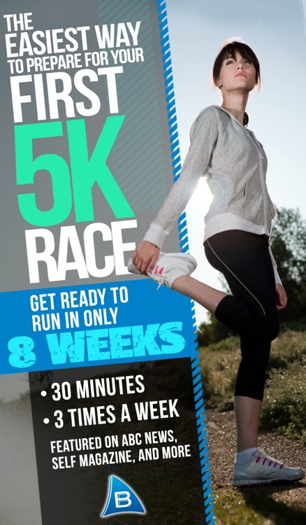Ease into 5K: run walk interval training program screenshot-0