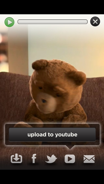 Talking Ted LITE screenshot-2