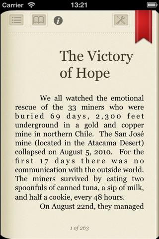 Great Hope app image