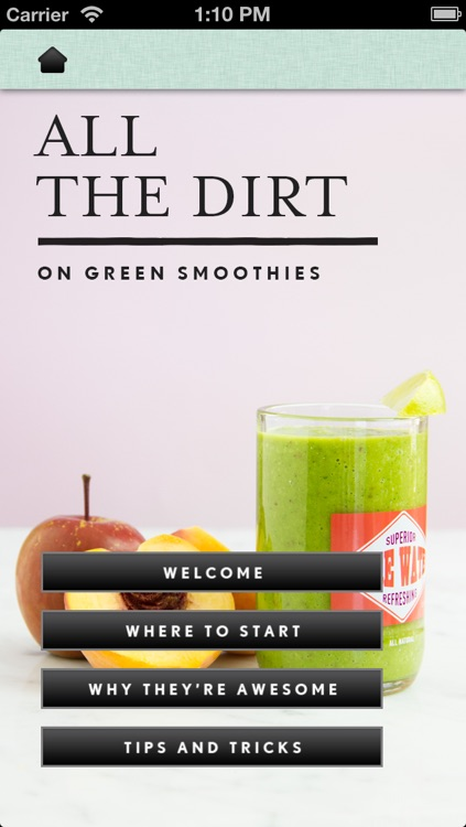 Green Smoothies by Ascension Kitchen screenshot-4