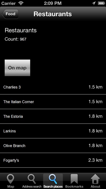 Offline Map Ireland: City Navigator Maps screenshot-4