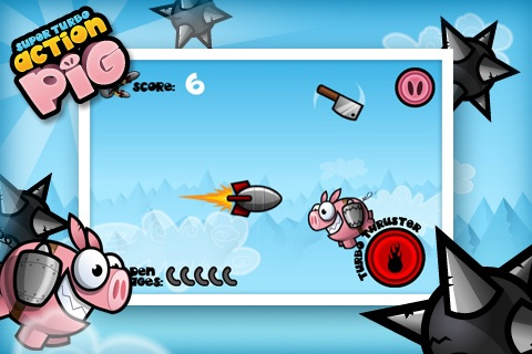 Super Turbo Action Pig screenshot-4