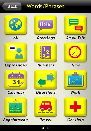 Basic Spanish For Dummies screenshot-3