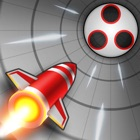 Tunnel Rocket 3D icon