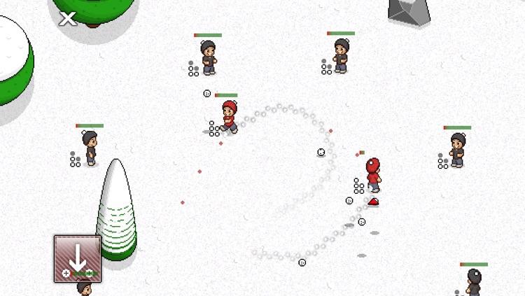 Snow Fight screenshot-3