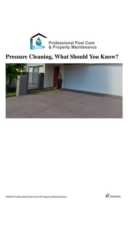 Professional Pool Care & Property Maintenance screenshot-4