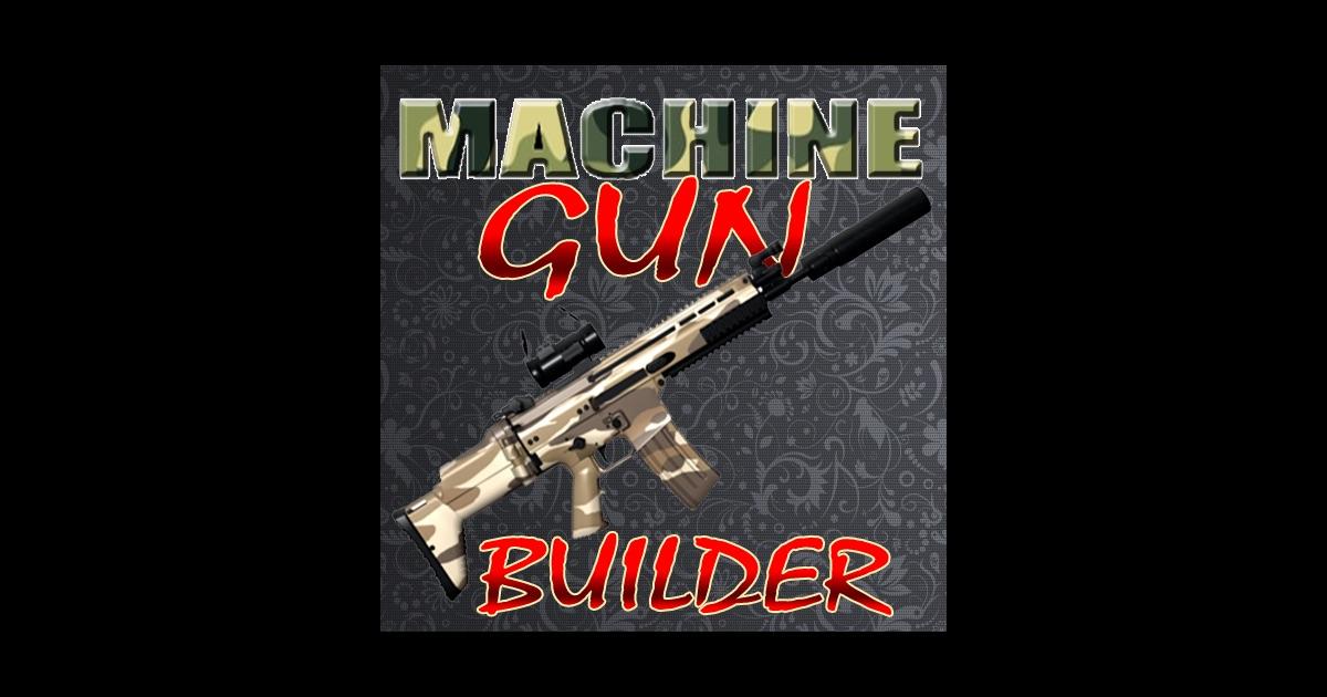 machine gun itunes