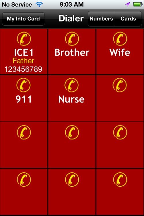 ICE, In Case of Emergency screenshot-3