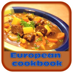 Saturday's menu - European Cookbook