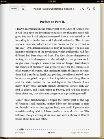 Thomas Paines Collection 4 Books By Paine On IBooks