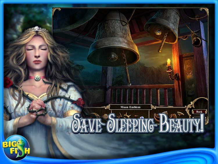 Dark Parables: Curse of Briar Rose Collector's Edition HD screenshot-4