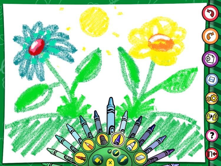 Crayola ColorStudio HD screenshot-3