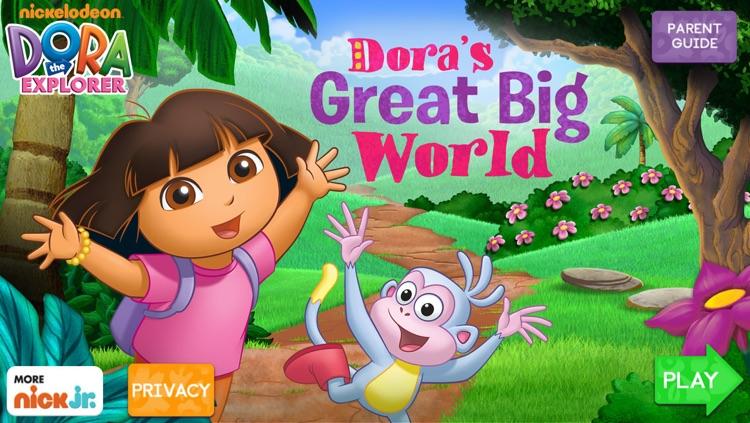 Dora's Great Big World!