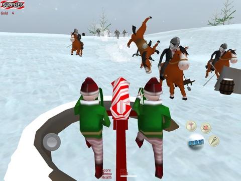 Aaargh! Santa vs Zombie Pirates-ipad-0