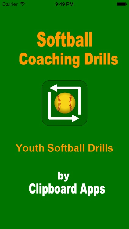 Softball Coaching Drills