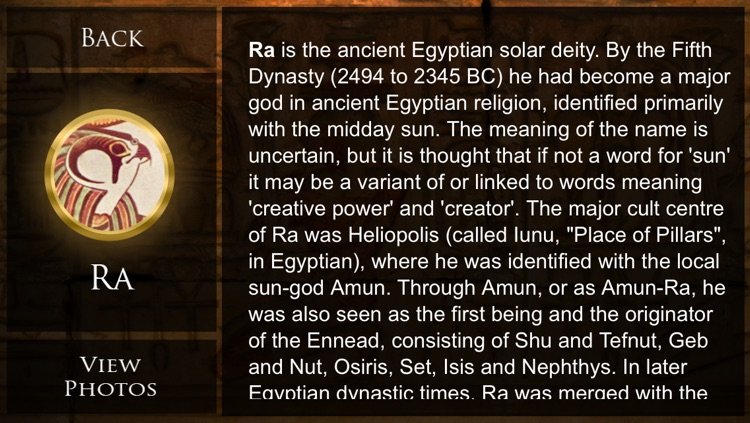 Egyptian Gods: The Mythology of Egypt screenshot-3