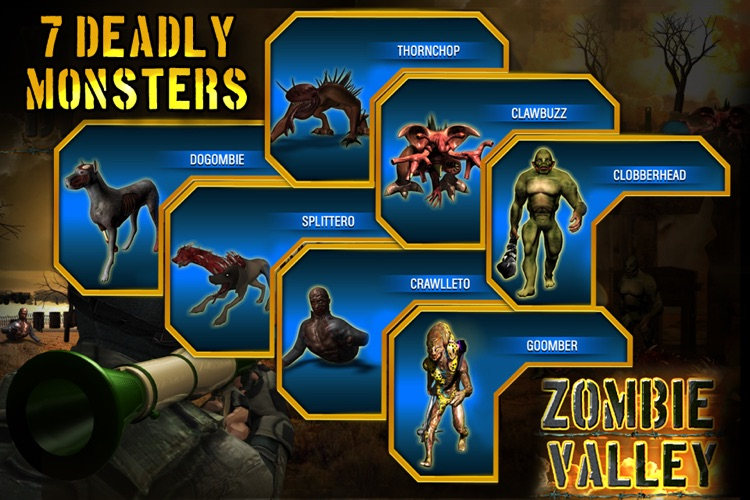 Zombie Valley screenshot-1