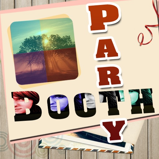 Party Booth icon