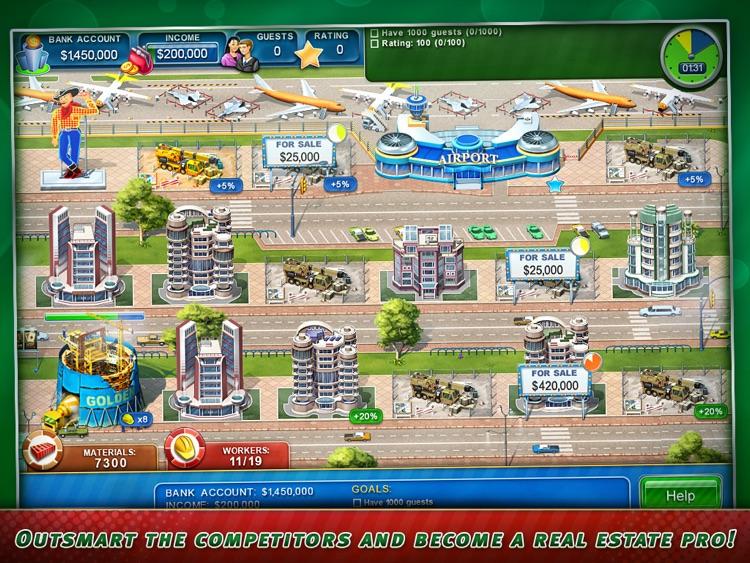 Hotel Mogul: Las Vegas HD Lite screenshot-4