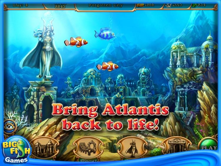 Hidden Wonders of the Depths 3: Atlantis Adventures HD screenshot-4