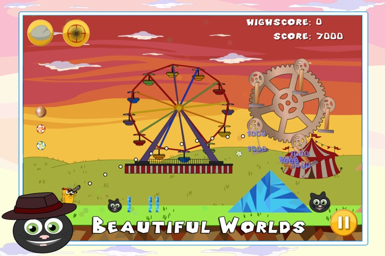 Domino Dog - Crazy Carnival screenshot-3