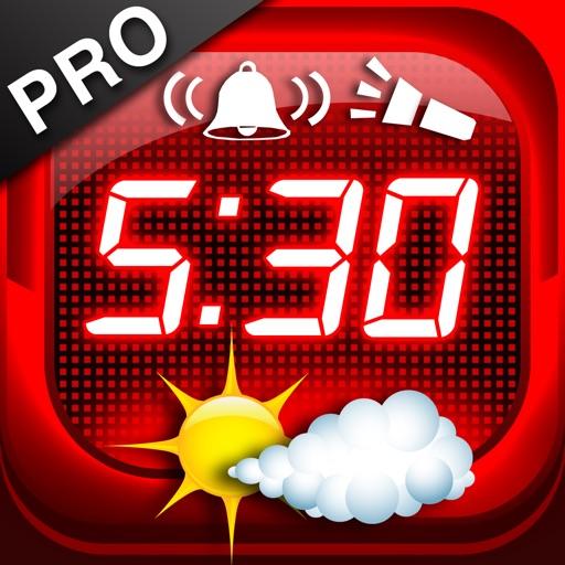 Alarm Clock! - With Instant Light