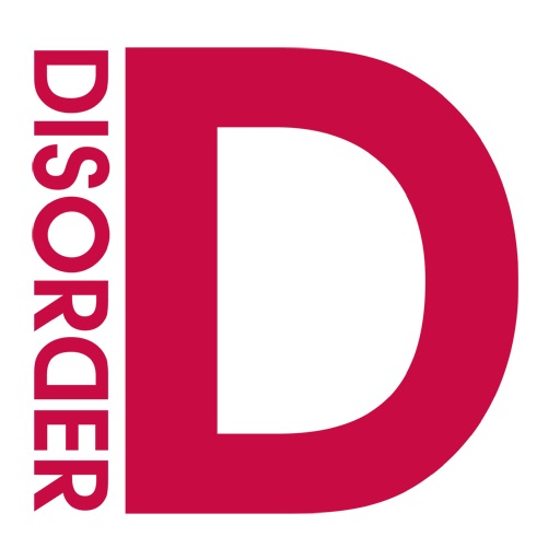 Disorder Magazine. icon