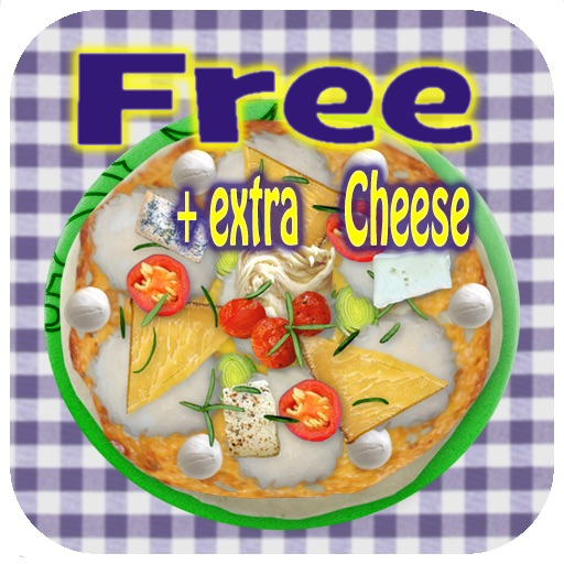 Free Pizza Factory Extra Cheese icon