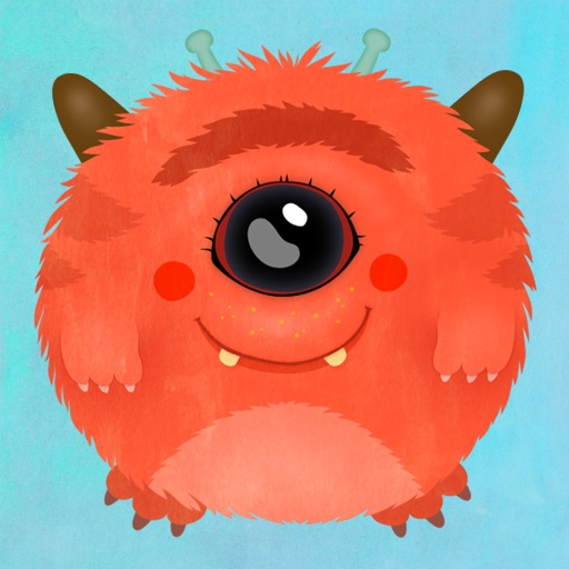Pop The Monster - Fun and addicting brain game.