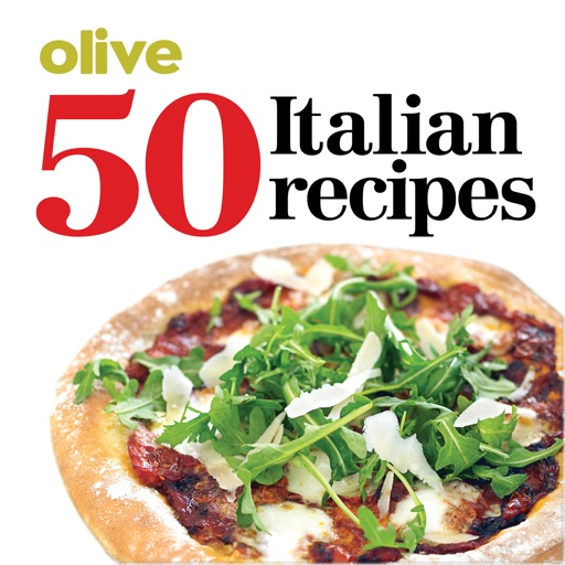 50 Easiest ever Italian recipes from olive Magazine icon