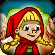 Le Chaperon Rouge de Grimm ~ Livre pop-up interactif en 3D
