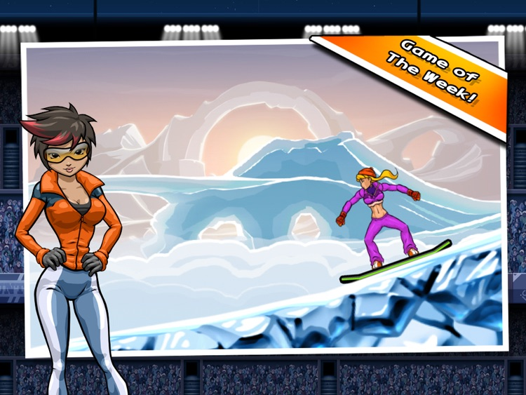 iStunt 2 HD - Snowboard
