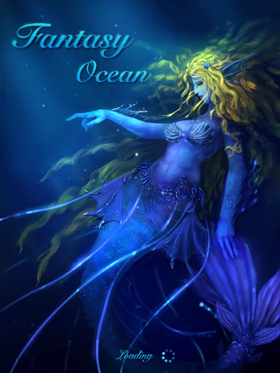Fantasy Ocean HD screenshot-0