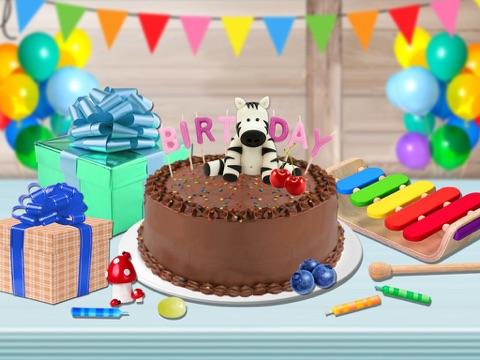 Birthday Cake! - Crazy Cooking Gameのおすすめ画像5