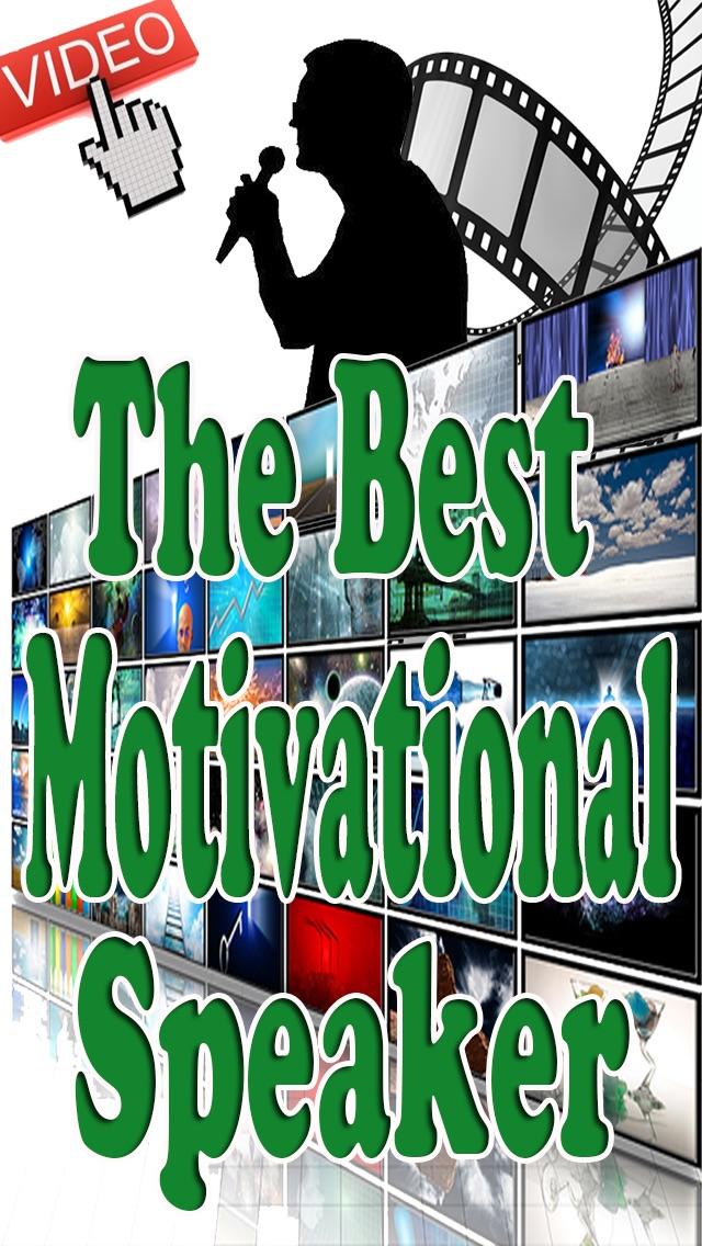 The Best Motivational Speaker | App Price Drops