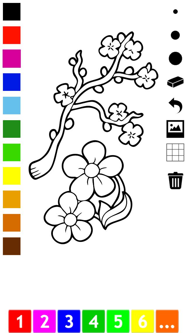 活躍 圖畫書 復活節兒童的:用多張圖片喜歡雞蛋花,兔子,兔子,籃子等等。遊戲學習:如何畫一幅畫屏幕截圖3