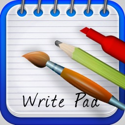 Write & Draw (Notes Taker and Sketchbook for iPhone and iPad)