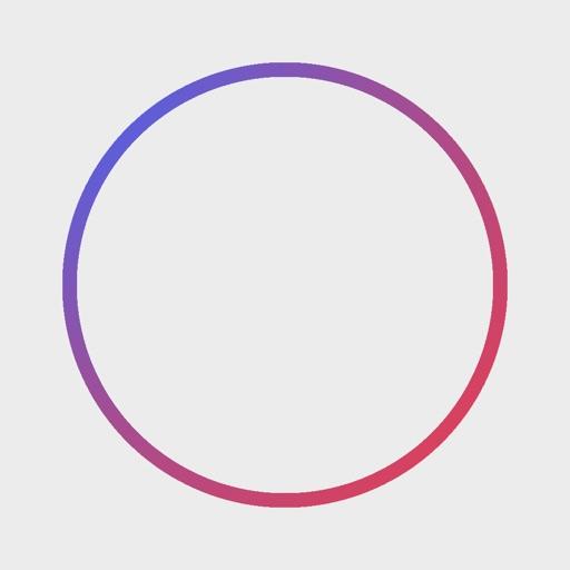 Круги - Вращайте кольца, Перемещайте сектора, Составляйте цвета