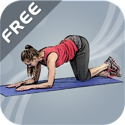 Ladies' Butt Workout FREE