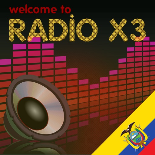 Radios de Ecuador - X3 Ecuador Radio