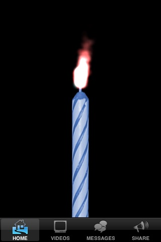 Lumos Birthday Candle By Kirk Bowe IOS United States