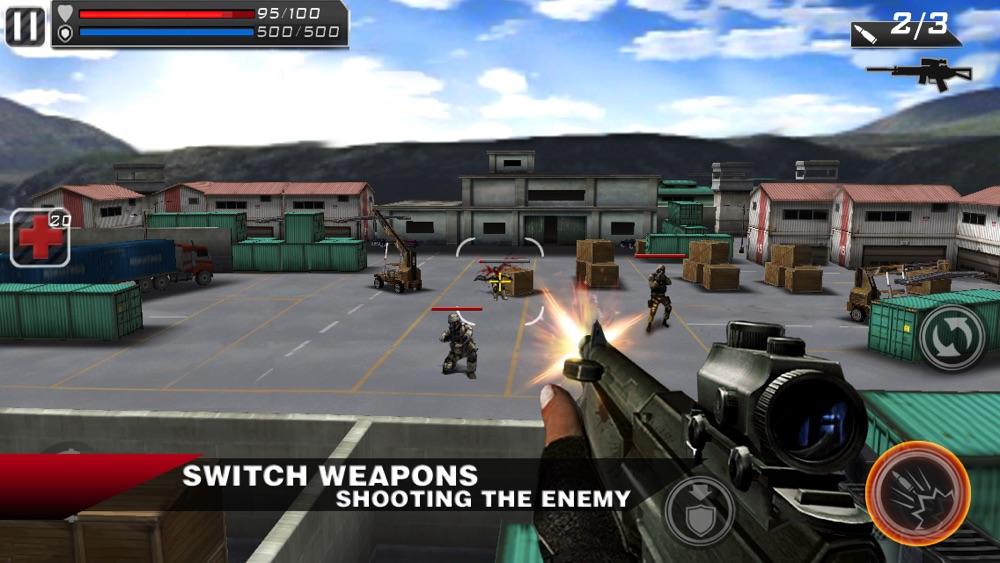 Death Shooter 3D hack tool